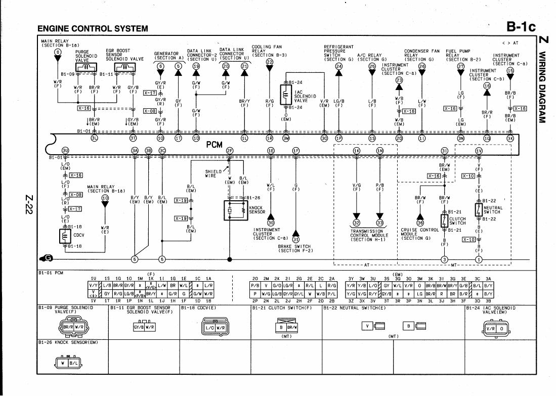 mazda mx5 mk1 engine diagram mazda wiring diagrams