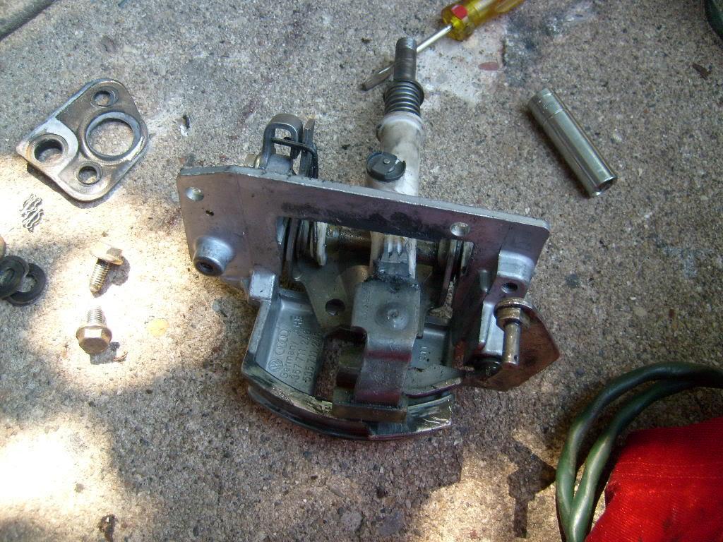 VR6 02A Shifter Rebuild by violentaesthete | volkswagen | golf-2