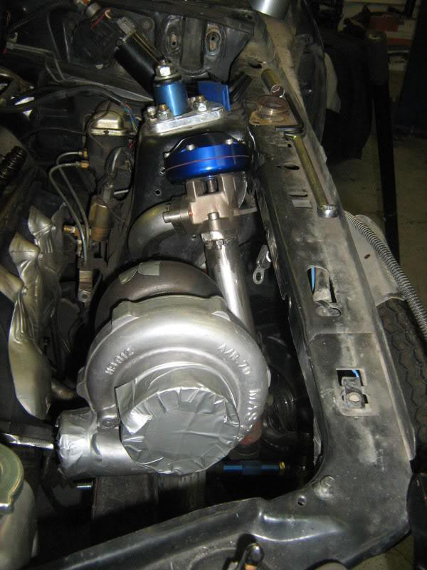 89Notch 5 3/T76 turbo/th400 etc Build Thread  ** Now with