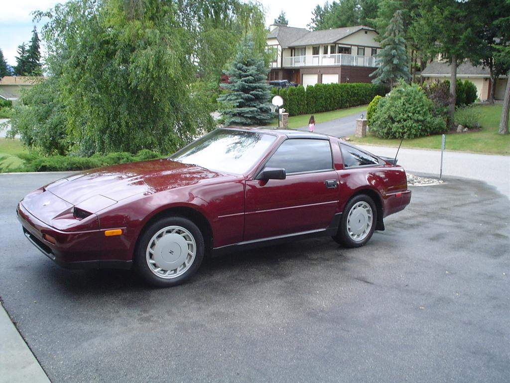 Dzs Nobody Likes Z31s By Deleriousz Nissan 300zx Builds Diy 1988 Tachometer Wiring Diagram This Is One Of The Very First Pics I Have Her Fresh From Vancouver To Kelowna At Time