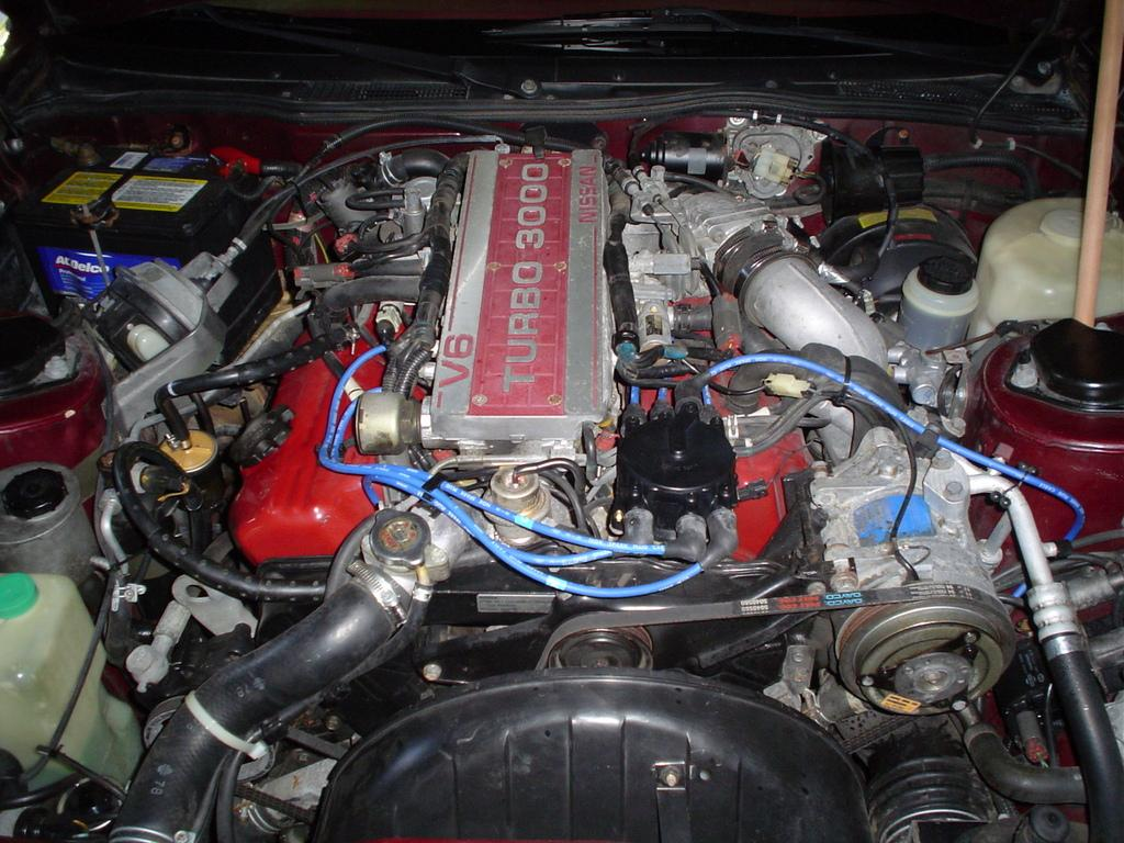 Dzs Nobody Likes Z31s By Deleriousz Nissan 300zx Builds Diy Z32 Engine Coil Diagram After A Few Modifications Here And There At The Time Was Running About 85psi On Stock Itty Bitty T25 Turbo