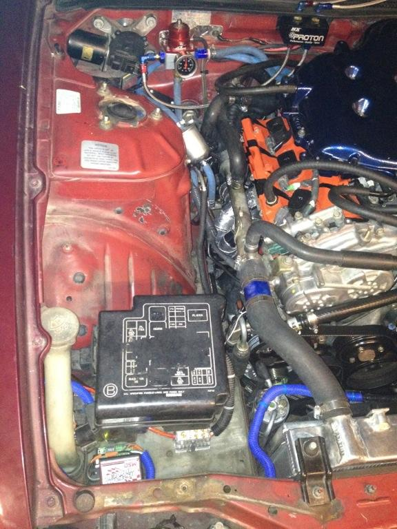 [NRIO_4796]   VQ35DE Into My S14 by Dorrifto | nissan | 240sx-1 | builds | DIY | 240sx Fuse Box Battery |  | DIY Auto