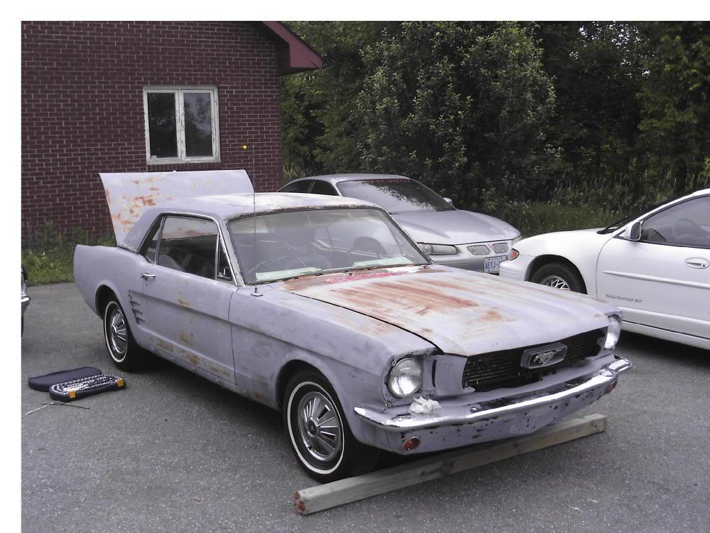 Pro Touring Mustang >> 66 Mustang Coupe by Ls1velle | ford | mustang | builds | DIY