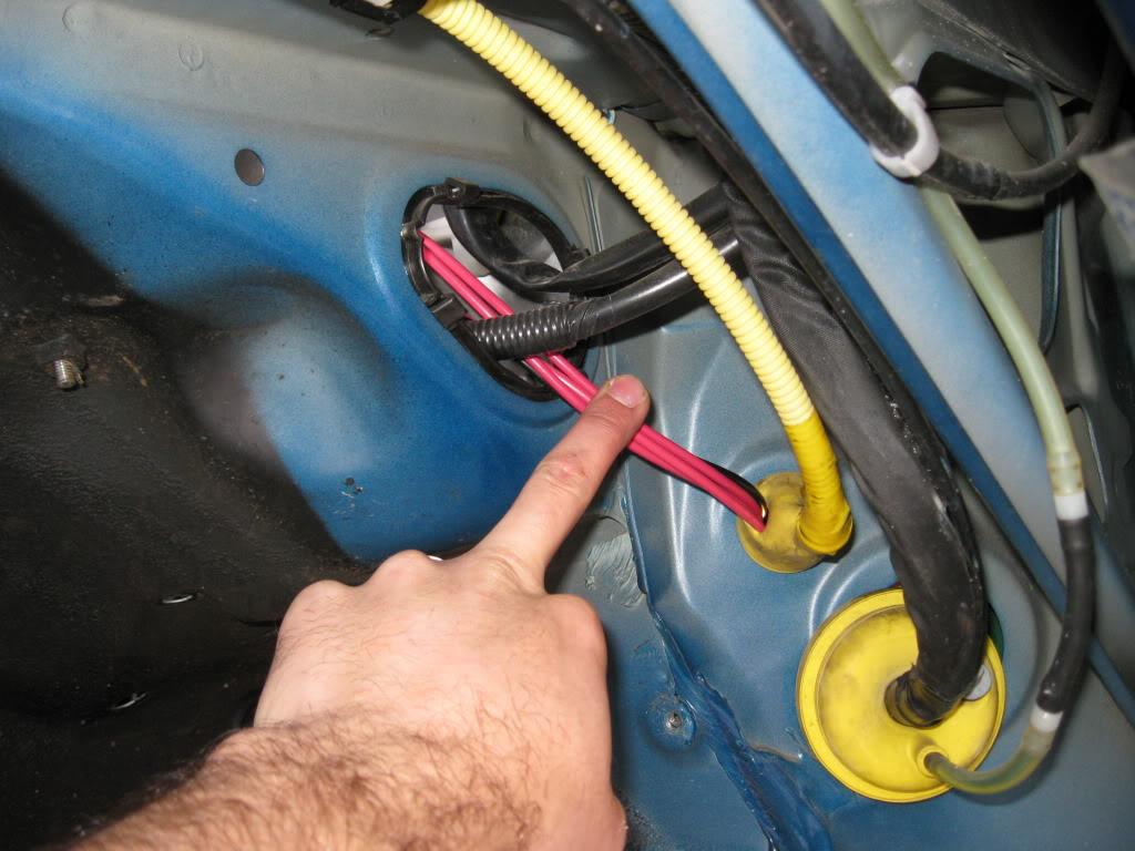 Fuel System Upgrade Install By 94canuck Toyota Supra A80 Diys Automotive Wiring Grommets Into The Car I Recommend Zipping Everything Down As You Go Can Always Back And Change It Later But Keep Tucked Away Makes Life Easier