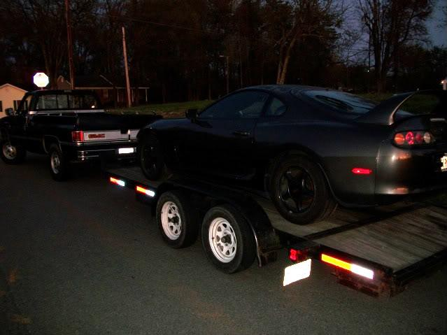 1995 Supra NA to TT(aristo) then T swap, 4l80e and more by