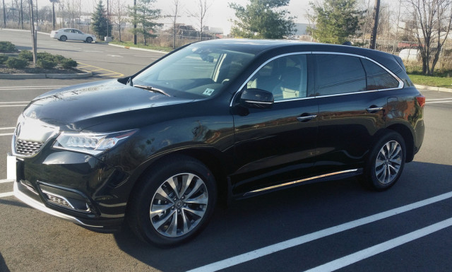 My 2016 MDX Tech Package w/ Sports Bumpers, Sports Steps, Fog Lights, Splash Guards by jchoi5