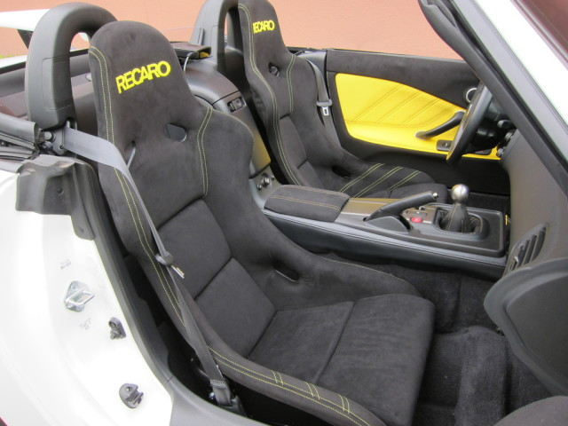 EuroBoutique offering FULL LEATHER options: Seat Covers, shift knobs, E-brake, Covers by EuroBoutique