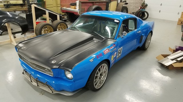 $5000 budget Mustang by Ron S
