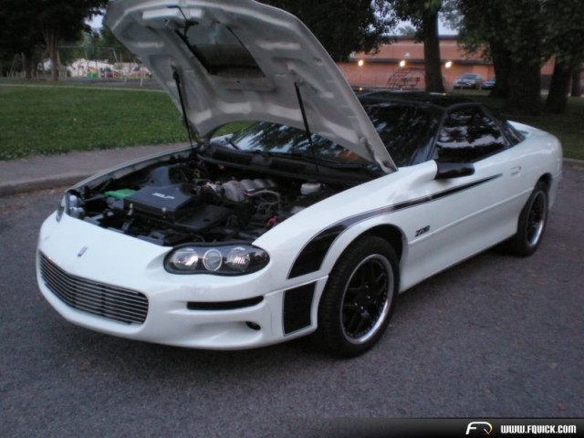 My new 98 Z28 (Under the knife)! by LT1Formula007
