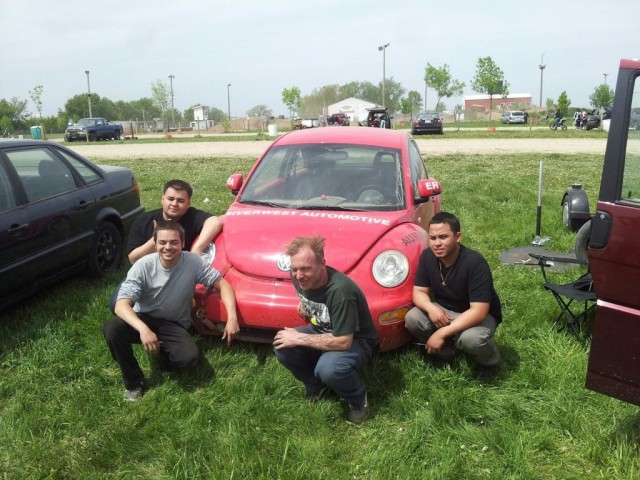 Project Rally Cross Beetle: 5 days till race!! by bdub