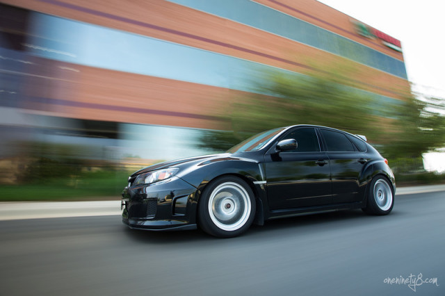 xluben's 2011 WRX: Spec B 6 Speed and Rotated PTE 6266 by xluben