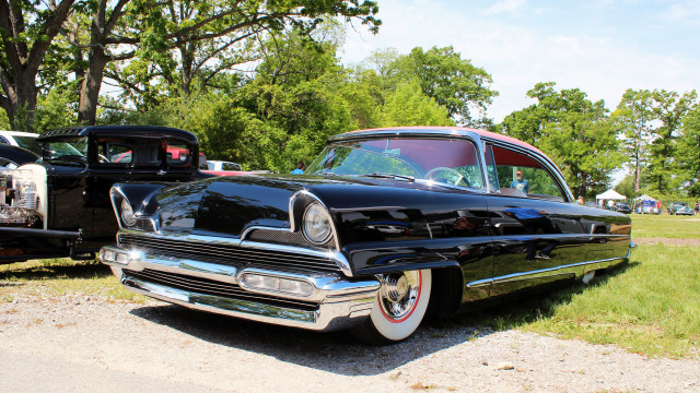 1956 Lincoln Premiere by Brothers Custom Automotive