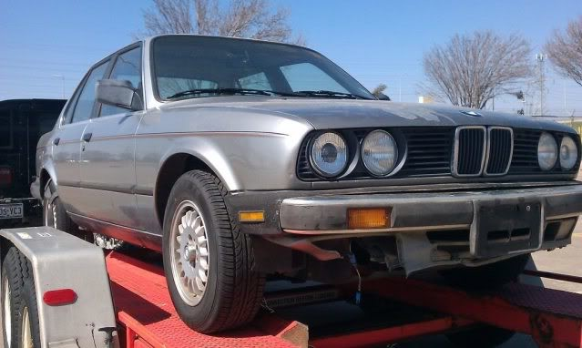 ..::| TrippinBimmer's New Project : 1988 e30 325e |::..
