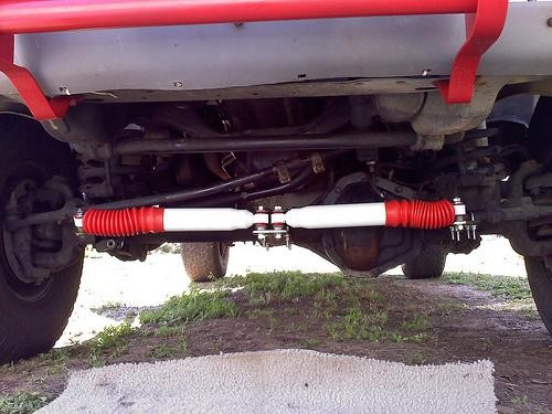 Jeep Steering Stabilizer >> DIY - Dual Steering Stabilizer by torp74 | dodge | ram-1 ...