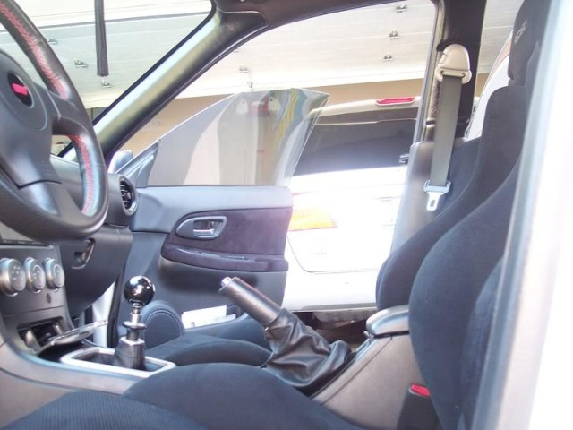 Install Evo X seats (now with installed pics) by XxSCAxX