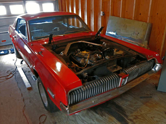 My 1968 Cougar XR7 Build (Pic heavy) by crazexr7