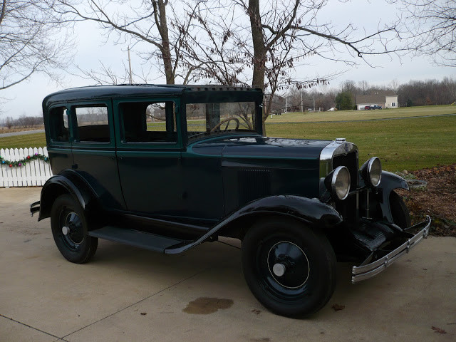 1929 chevrolet international 4 door sedan project by for 1929 dodge 4 door