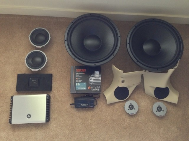 My High-End Audio System and Detail/Restoration Build by diggidyd