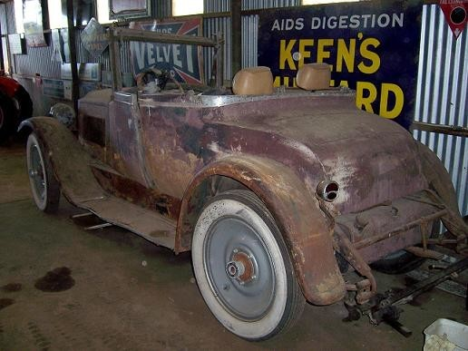 My next project? 1921 Packard Coupe