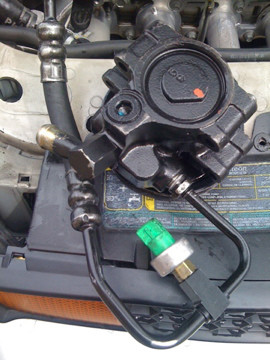 Quot How To Quot Svt Amp Zetec Power Steering Pump Amp Line