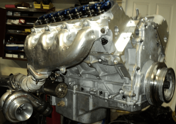 Twin Turbo CTS-V Build by cadivette