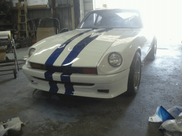 1st Gen Datsun Z car LSx Swap In-Progress by Ford_Assassin