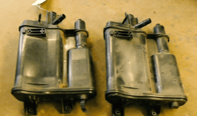 VW CC Charcoal Fuel Filter replacement