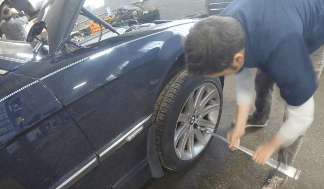 Tips for working on your car