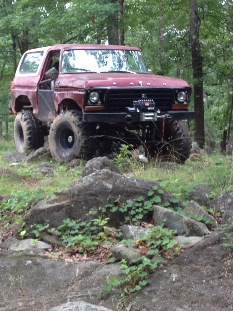 OffRoad Bronco
