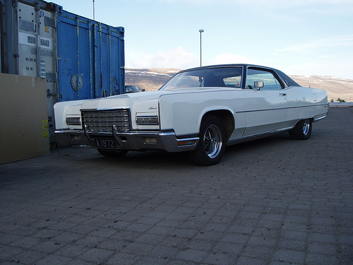 My 1972 Lincoln Continental By Anton Olafsson Lincoln Builds Diy