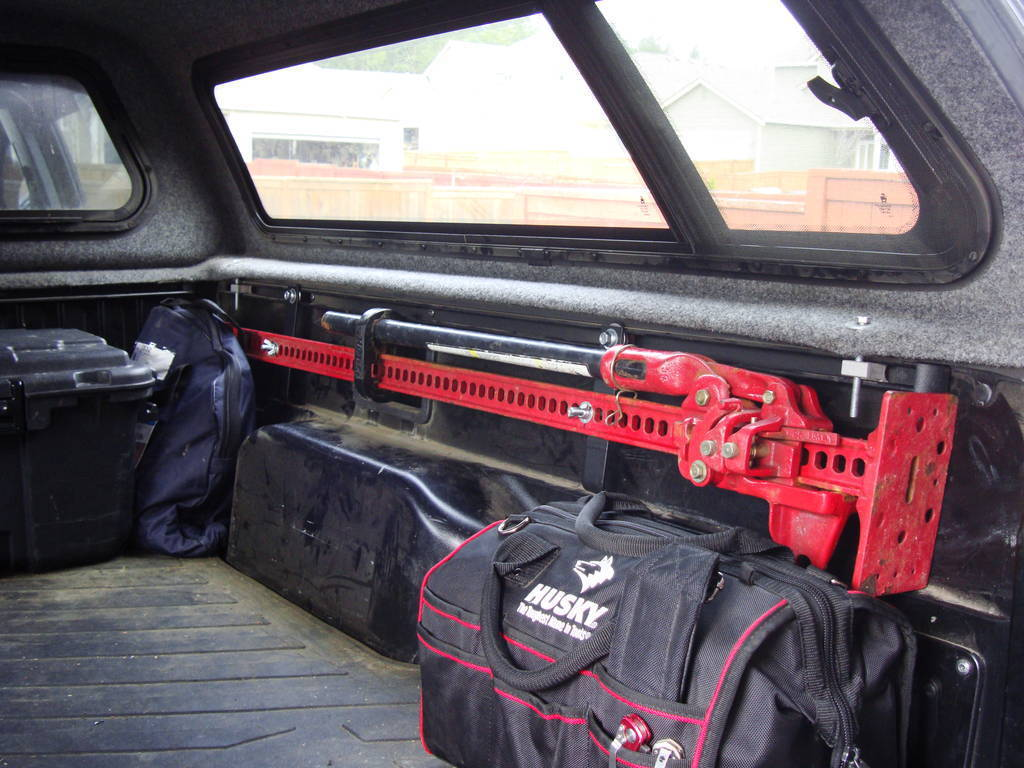 Diy Hi Lift And Tool Mounts By Benson X Toyota Tacoma