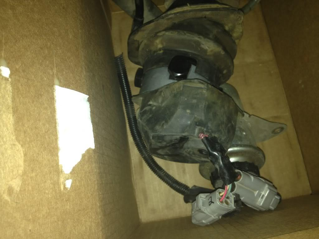 Electric power steering by Ae95/4agze   toyota   corolla-e90