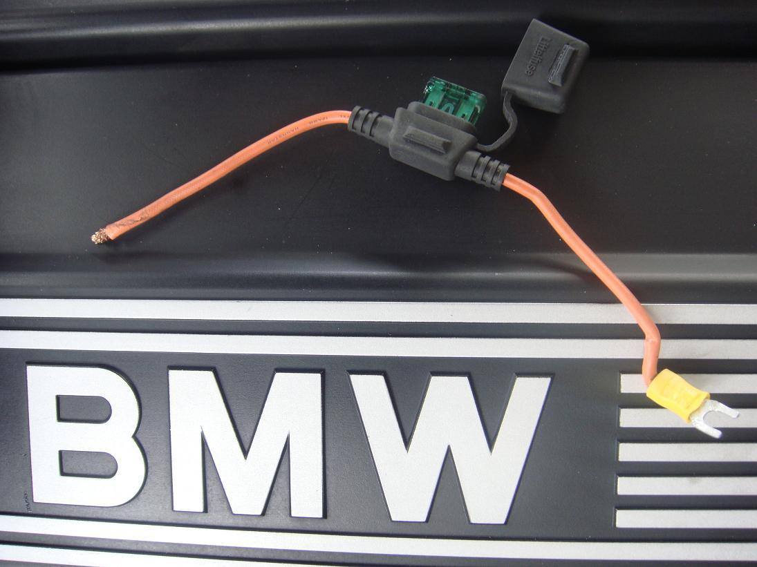 E36 Electric Fan Wiring On Off Switch Applicable To All How Wire An Clean Up Your Tools And Go For A Nice Ride With New Or What Ever Accessory You Decided Install