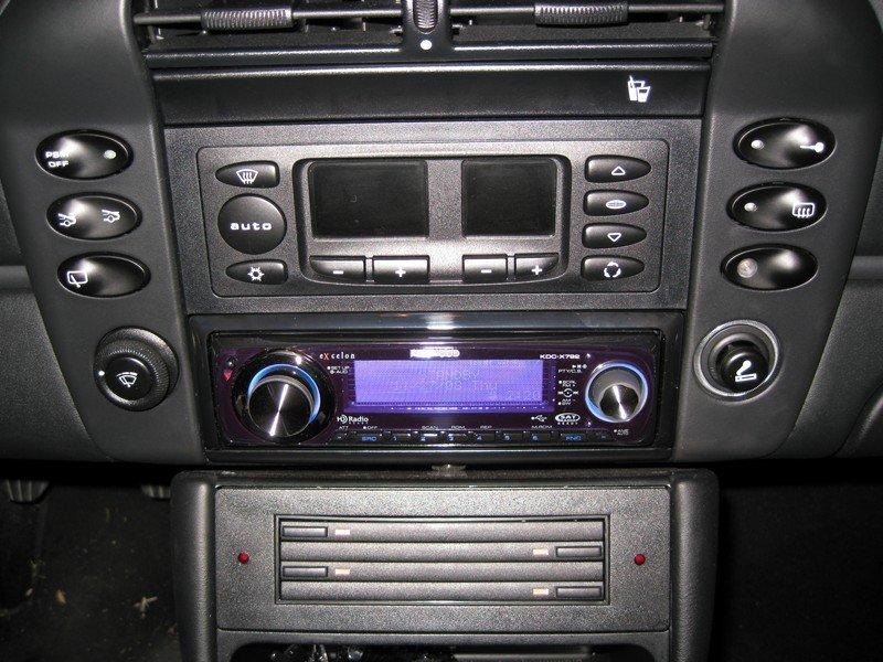 My Car Stereo Install by 911TurboRules | porsche | 996
