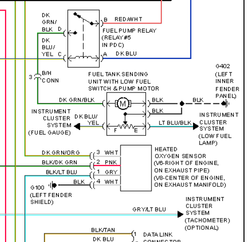 Image on 1997 Dodge Dakota Fuse Box Diagram