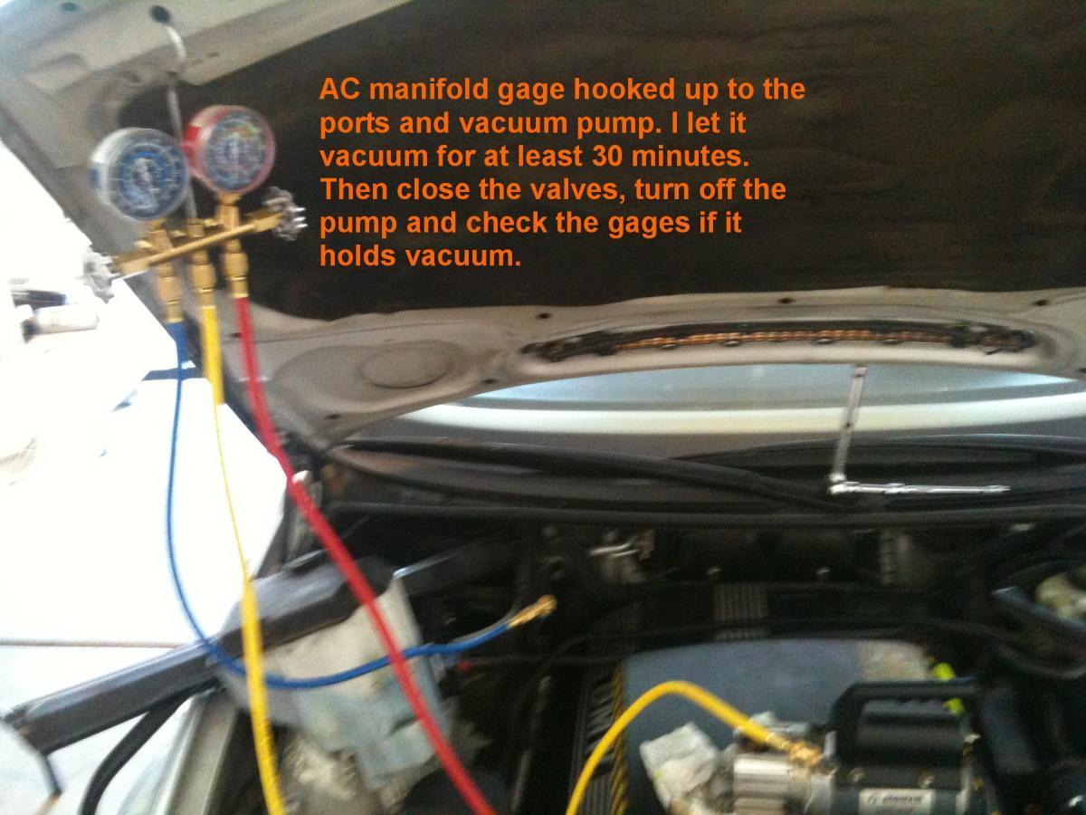My AC System DIY by aioros | bmw | 3-series-e46 | diys | DIY