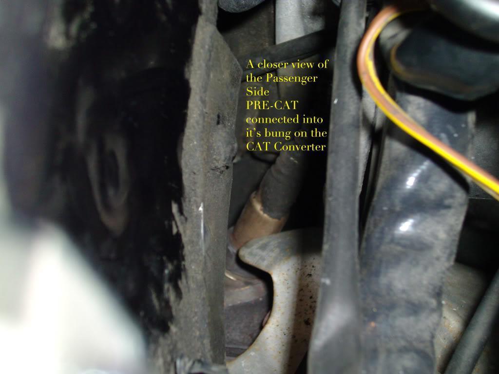 C5 A6 B5 S4 2 7t Oxygen O2 Sensor Replacement W Pics