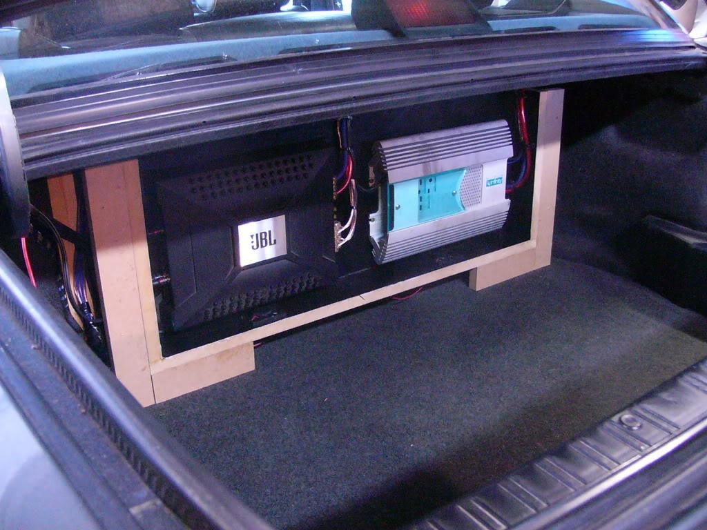 Car Audio Amp Rack Idokeren Com