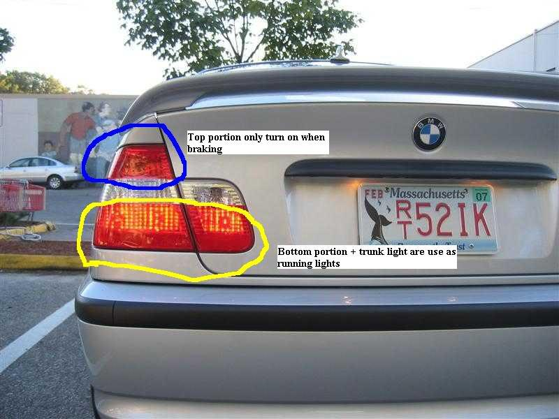 Complete DIY for Updating E46 Tail Lamps/Rear Fogs to Euro ...