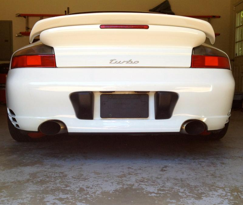 """New 3"""" X pipe exhaust by Dr  Jekyll 