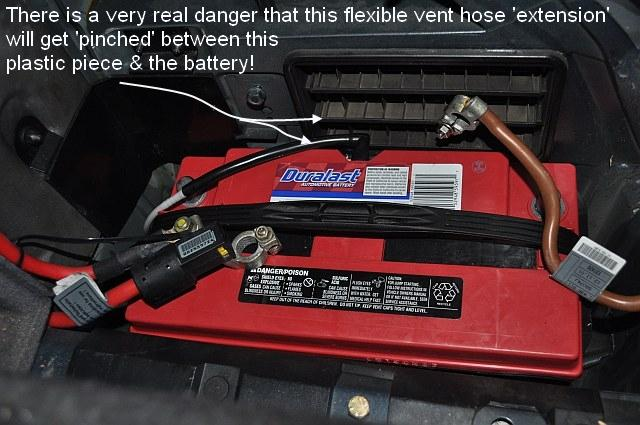 Pictorial Discussion Of Charging Testing Removing