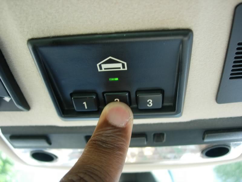 Bmw Homelink Ugdo Remote Control Module Installation On