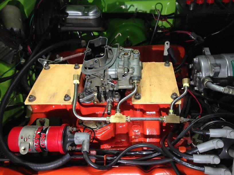 Six Pack issues and rebuilding by tommyg29 | plymouth