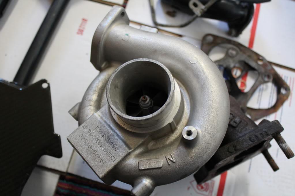 4g64 Turbo Kit