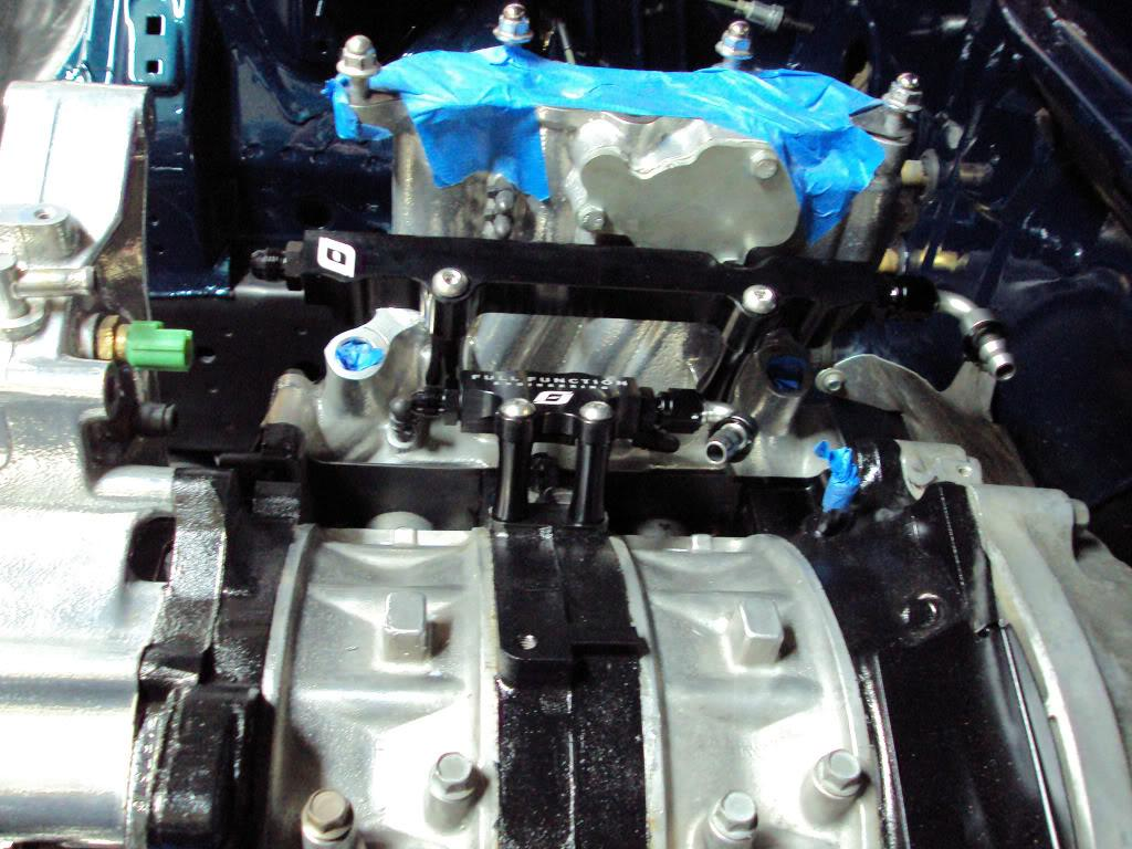 94 Build Gt35r Re Vmount And A Whole Lot More Now Rywire Ecu Diagram Milspec Harness
