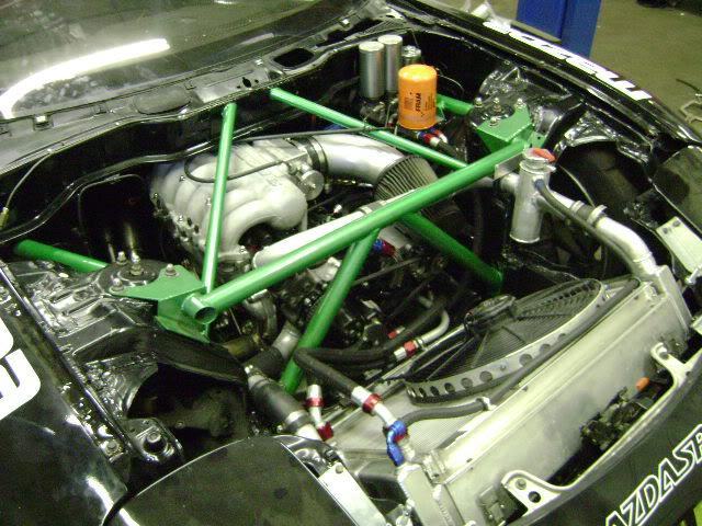 Non-turbo 428rwhp FD build up and history by GtoRx7   mazda