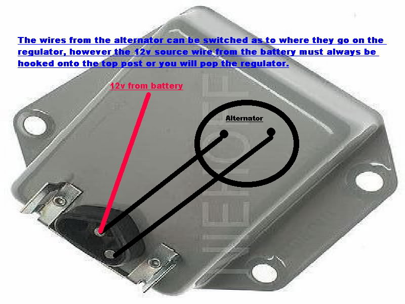 external voltage regulator conversion by psychobilly64 diy rh diyauto com