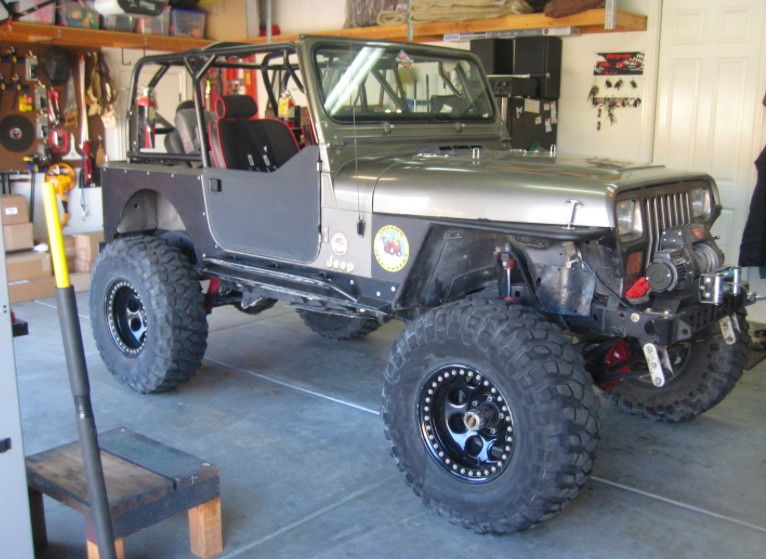 Jeep Wrangler Tj Build >> Another YJ Build......GenRight Style by caddyman | jeep | builds | DIY