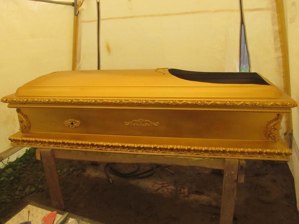 Coffin car build | builds | DIY