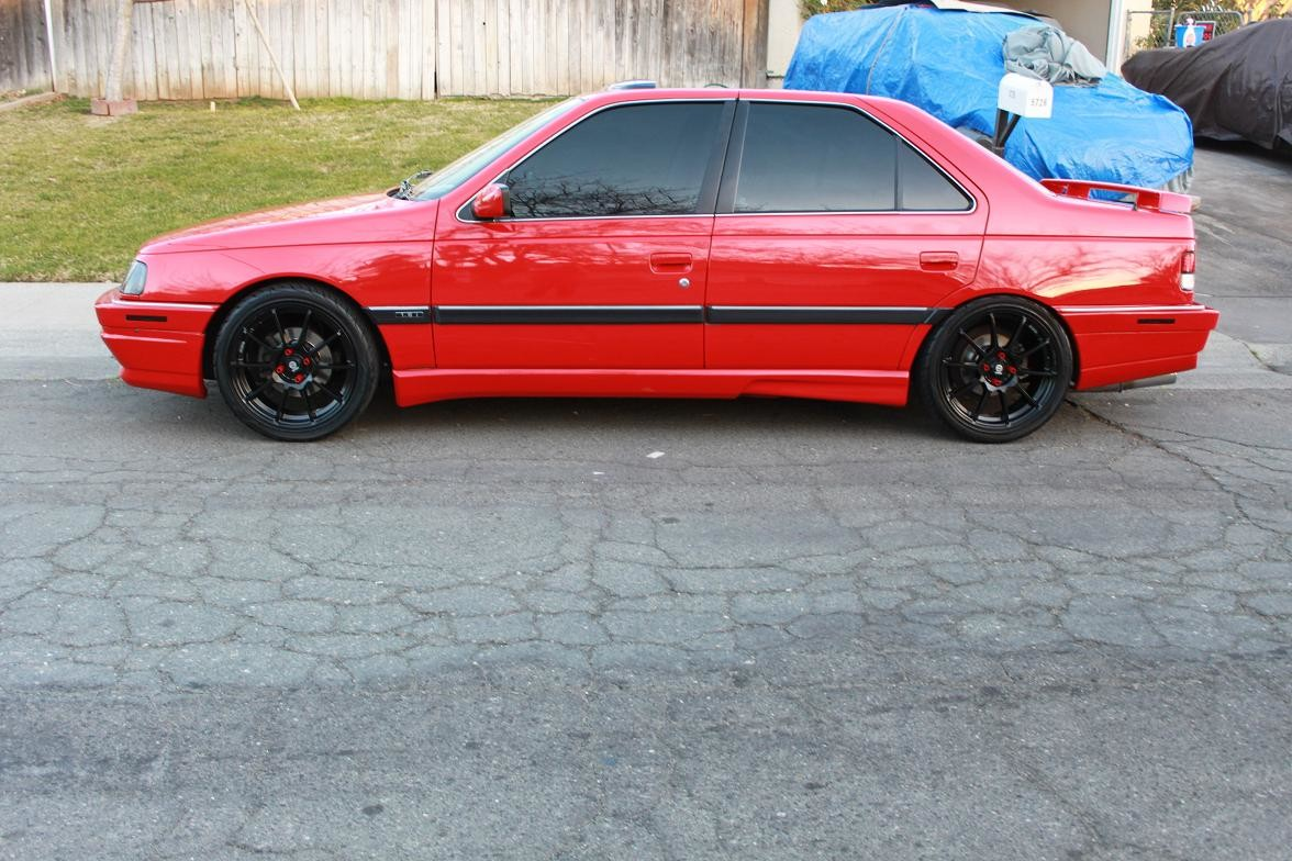 She cleaned up nice :-)